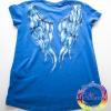 Tricouri pictate pentru copii Aripi de inger