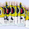 Minions tricouri pictate manual pentru adulti