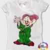 Tricouri pictate pentru copii Mutulica