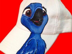 Sapca pictata pentru copii Jewel Rio