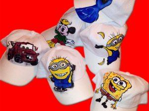 Sapca Sponge Bob