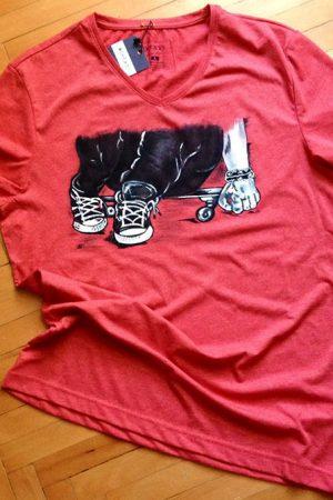 Tricouri pictate pentru adulti Skateboard