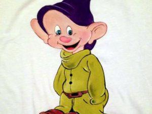 Tricou pictat pentru copii - Mutulica
