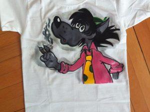 Tricouri pictate pentru copii Nu, Pogodi!