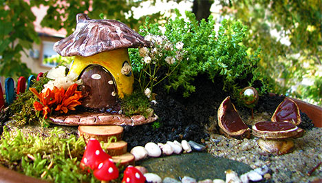 Casuta zane - ornamente Piticool - www.piticool.com