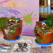 Atelier creatie Mini Gradini - Piticool